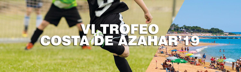 Torneo fútbol base en Costa de Azahar - Castellón